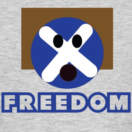 freedom - Men's T-Shirt