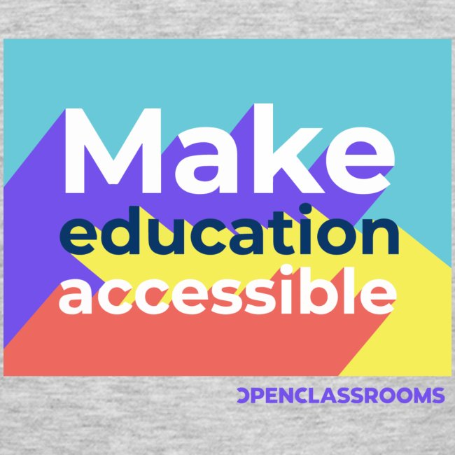 Make education Accessible