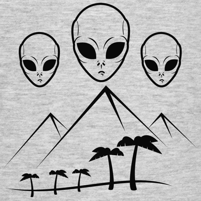 Pyramides & Extraterrestres