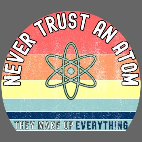 Lita aldrig på en Atom - De har skapat allt!