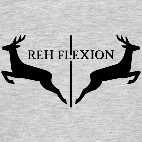 REH Flexion - Männer T-Shirt