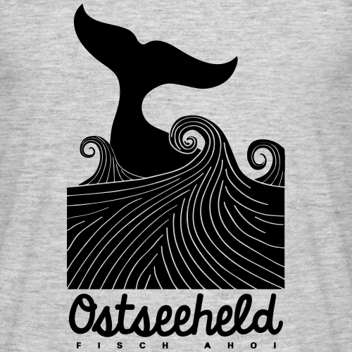 Ostseeheld - Männer T-Shirt
