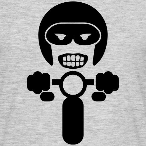 Motorcycle rider 2 - Men's T-Shirt