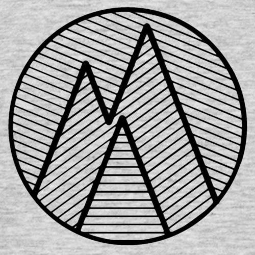 3Trees stripes - Männer T-Shirt