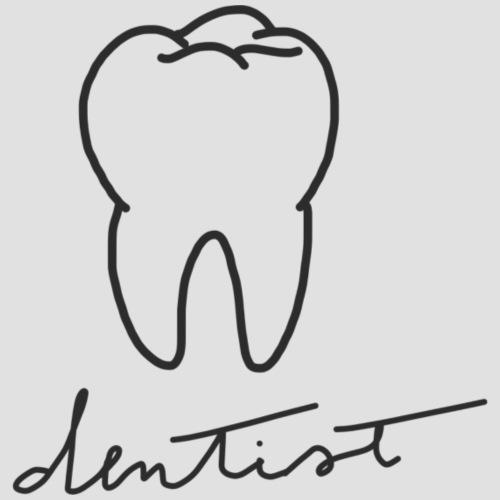 Dentist - Maglietta da uomo