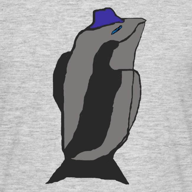 Just A whale in a hat!