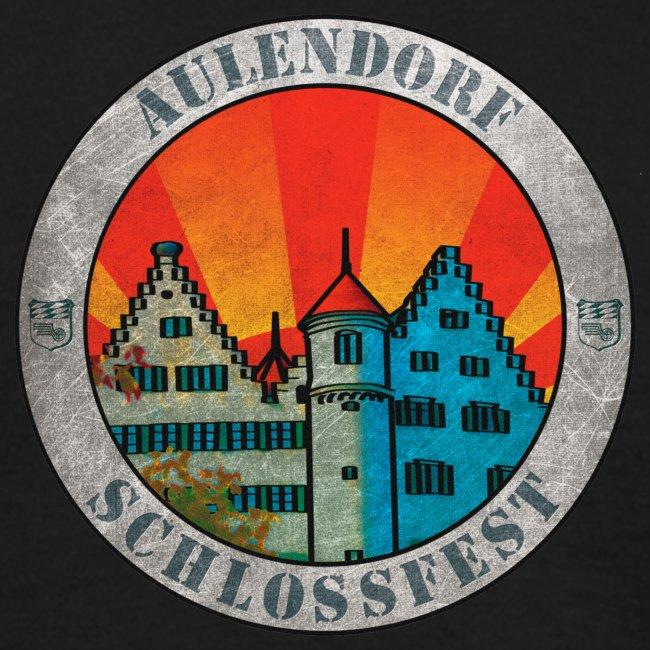 Schlossfest Shirt Grunge