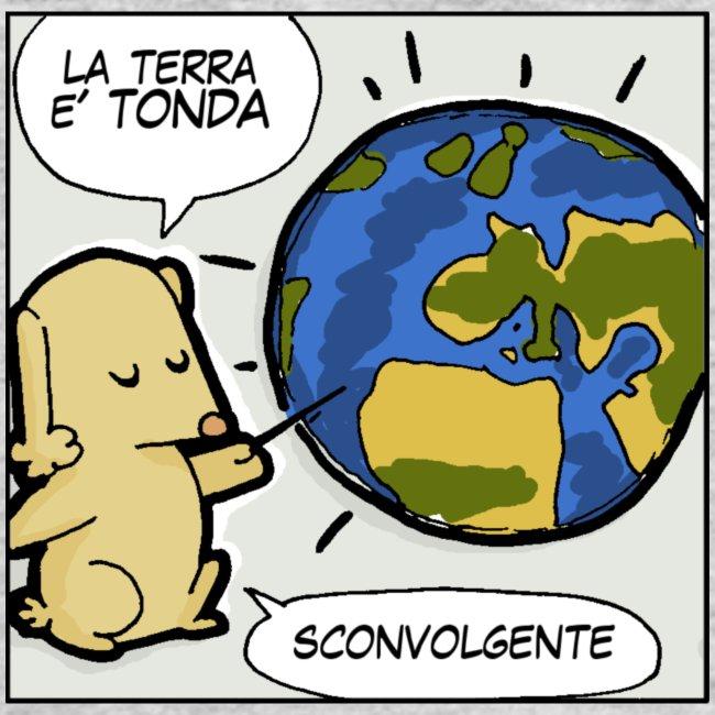 La terra è tonda