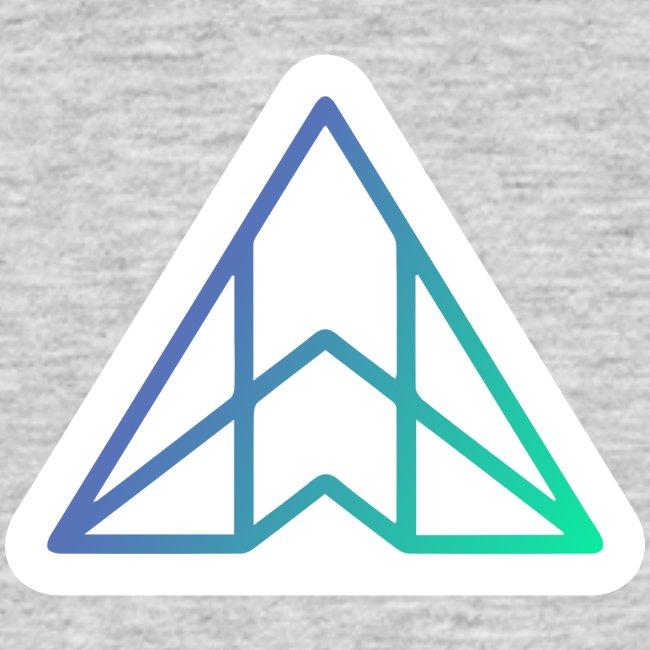 Logo - Gradient on white