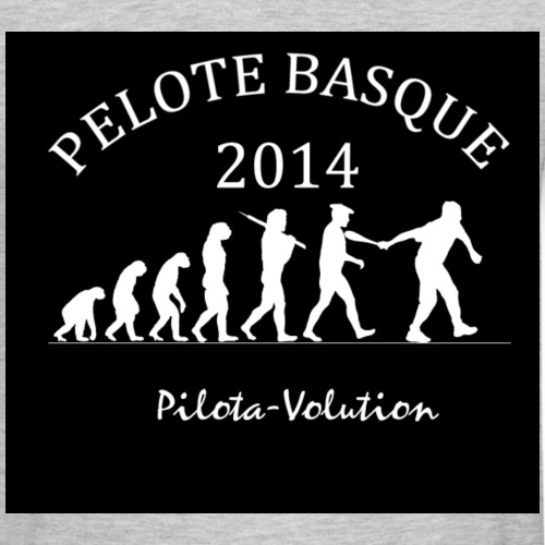 logoPilotavolutionV1A.jpg - T-shirt Homme