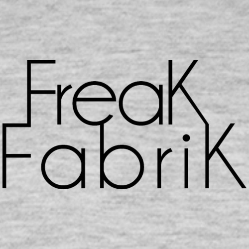 FreakFabrik logo - T-shirt herr