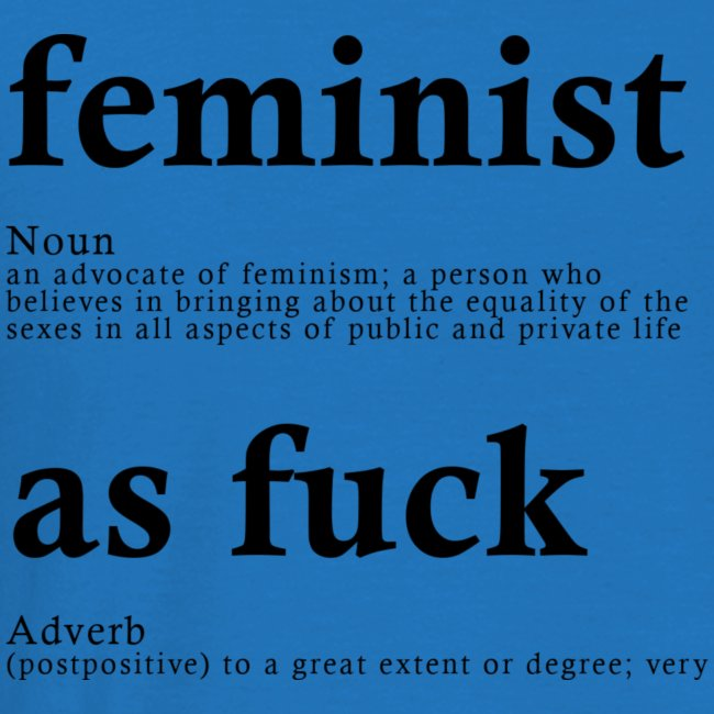 FEMINIST AF