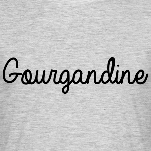 gourgandine - T-shirt Homme