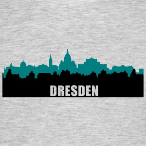 Dresden - T-skjorte for menn