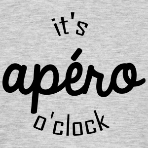 It's apéro o clock - T-shirt Homme