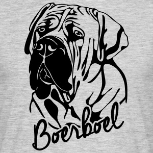 BOERBOEL PORTRAIT - Men's T-Shirt