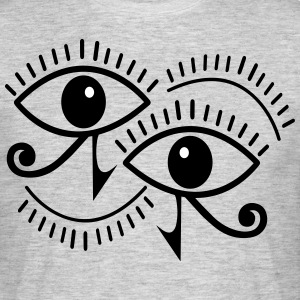 horus eye - Men's T-Shirt