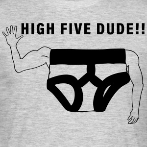 High Five - Männer T-Shirt