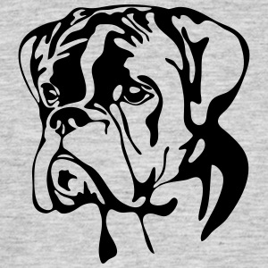 BOXER PORTRAIT - Men's T-Shirt