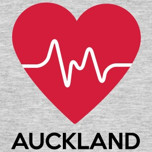 heart Auckland - Men's T-Shirt