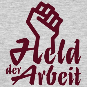 Hero of Labor - T-shirt herr