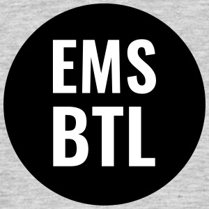 Eimsbüttel - EMSBTL in the circle - Men's T-Shirt