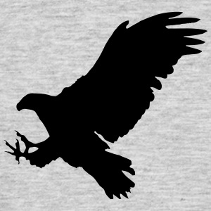 eagle - Herre-T-shirt