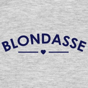 blond - Mannen T-shirt