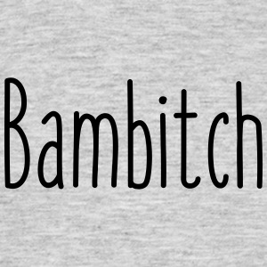 Bambitch - T-skjorte for menn