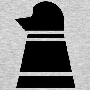 Chess Black Bishop - Men's T-Shirt