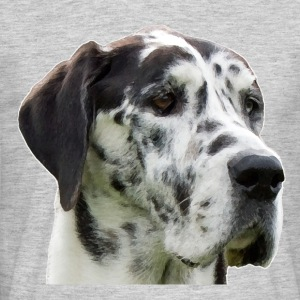 Deense dog manor - Mannen T-shirt