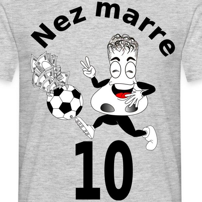 Nez marre football humour FC