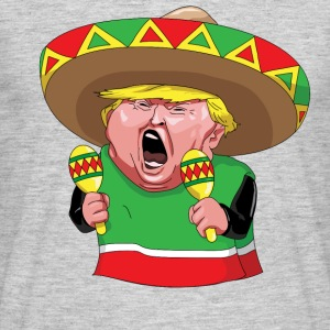 Trump Mexicains - T-shirt Homme