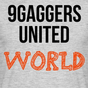 9gagger World - Men's T-Shirt