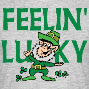 Irish Luck - Men's T-Shirt