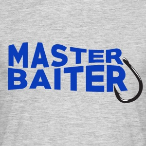 Master Baiter - Fishing - Men's T-Shirt