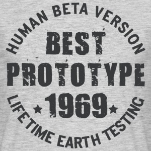 1969 - The year of birth of legendary prototypes - Men's T-Shirt