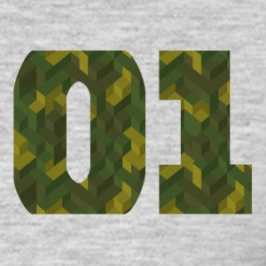 "Camo ""ONE"" - T-shirt herr"