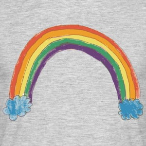 Rainbows against Hate - Men's T-Shirt