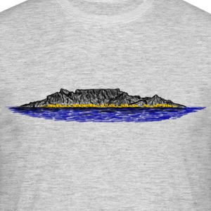 Table Mountain - Men's T-Shirt