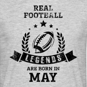 May Football Legends - Men's T-Shirt
