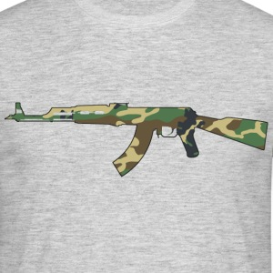 AK47 Camouflage - Men's T-Shirt