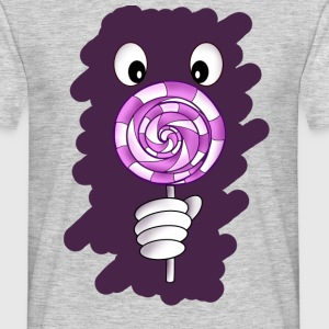 Lollipop - T-shirt herr