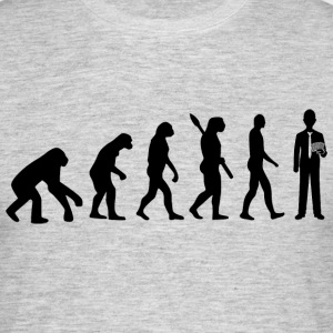 Evolution poker poker b - Herre-T-shirt