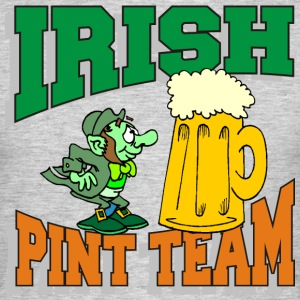 Irish Drinking Team Pint - Männer T-Shirt