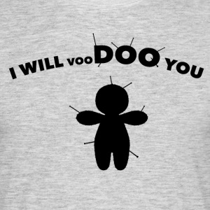 voodoo_black - T-shirt herr