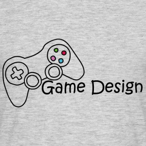 speldesign - T-shirt herr
