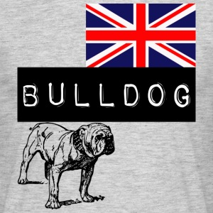British Bulldog 5 Edition - Mannen T-shirt