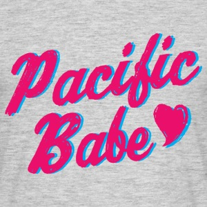 Pacific Babe - T-skjorte for menn