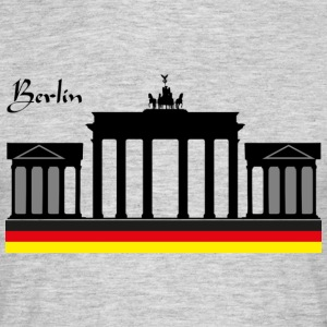 Nous sommes Berlin - T-shirt Homme